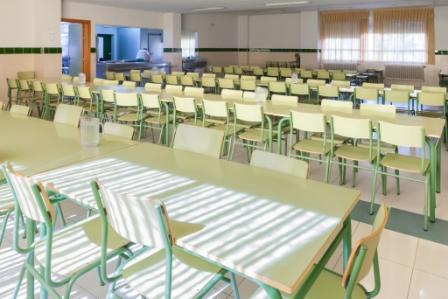 Comedor – Colegio Virgen de la Vega (Fuenlabrada)